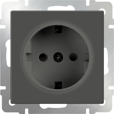 Mechanism_Grey-Brown-Socket-with-protection