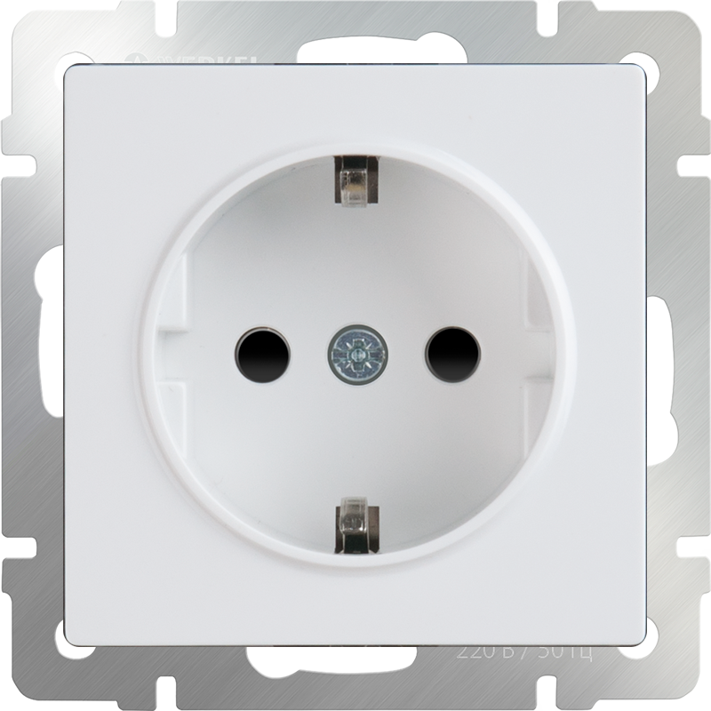 Mechanism_White-Socket-with-protection