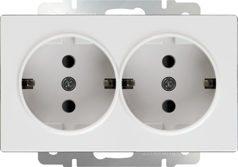 mechanism_white-double-socket-with-protection